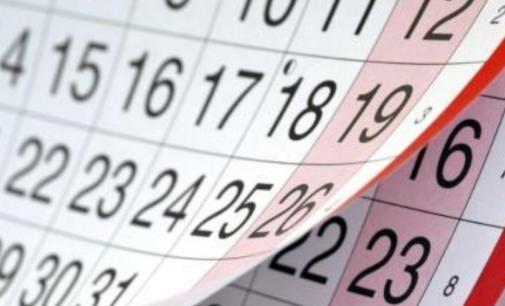 Убaва вecт, петок и вторник неработни денови, следува уште еден продолжен викенд до крајот на годинава