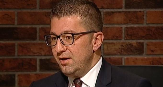 Името Гоце Делчев е Македонија и за него нема преговарање, вели Мицкоски на емисија на Алфа