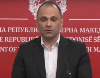 Филипче: Се движам накај Тетово, апелирам за смиреност додека ги чекаме деталите