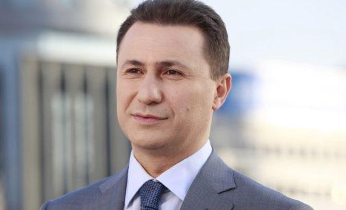 Груевски: Моите дедовци беа Македонци