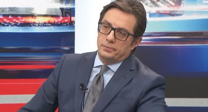 Пендаровски: Ако цената да влеземе во ЕУ и да кажеме дека не сме македонци, тогаш ЕУ не ни треба