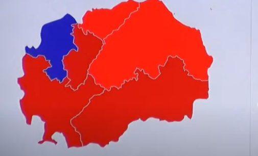 Скоро 1% разлика води коалицијата Можеме, веднаш зад неа е ВМРО-ДПМНЕ и други