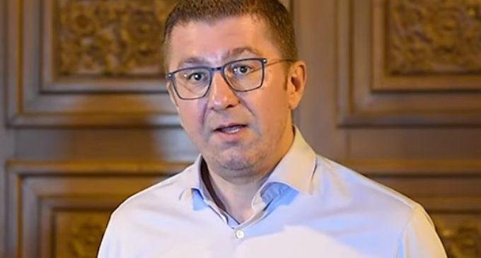 Вечерва се огласи лидерот на опозицијата Мицкоски, еве што напиша