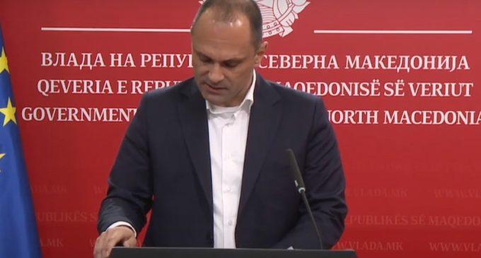 Вечерва се огласи и Филипче за Vakcinacija.mk, еве што вели министерот
