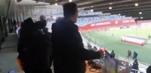 Горд Македонец, капа долу коментатору, ти си нашиот херој вечерва кој што ни ја врати гордоста