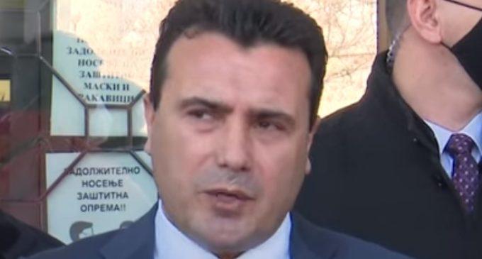 ВИДЕО: И Заев се огласи за бегството на Сашо Мијалков