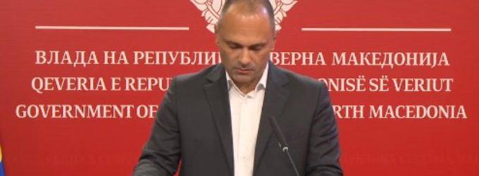 Се огласи Филипче преку прес и си поднесе оставка до премиерот Заев