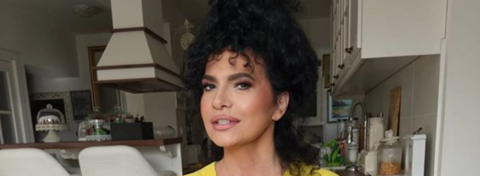 ФОТО: Актерката Лидија ја накити елката, моментот го сподели на Инстаграм