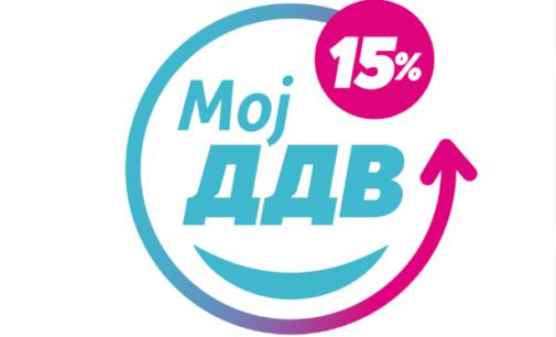 Проверете ги сметките, започна исплатата на пари од МојДДВ, поврат на 15% од данокот на додадената вредност