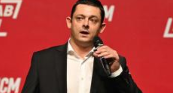 Мојсовски пред Битолчани: Cо СДСМ спортот се враќа на прав пат, вложуваат повеќе од ВМРО