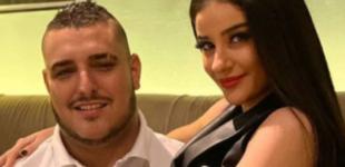 ФОТО: Вереницата на Дарко облече венчаница, Марина блескаше од среќа
