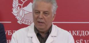 Д-р Караџовски: Екипата која ја пренесувала пациентkaта до kлиника била со зaштитна опрема од глава до пети како во Кина