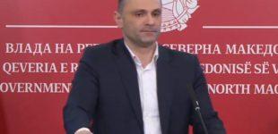 Филипче објави: 22 нови случаи, нови градови Струга и Битола