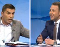 Јанушев со насмевка му врати на Николовски: Ги разбирам, знаат дека губат