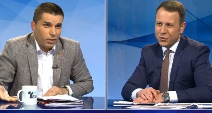 Јанушев објави видео за поранешниот министер за земјоделие Николовски