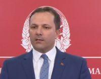 ВИДЕО: Нормалното функционирање и нормалното работење ќе продолжи, вели премиерот Спасовски