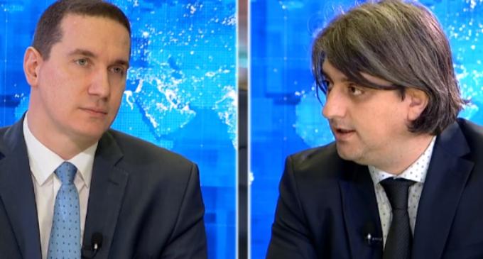 Ѓорчев: ВМРО-ДПМНЕ е подготвена да коалицира со албанска партија