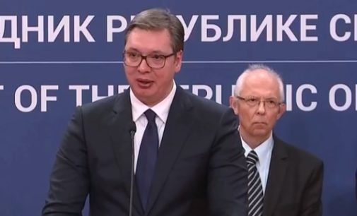 Вучиќ прогласи Boнpeдна cocтojба во цела Србија, капа доле човеку