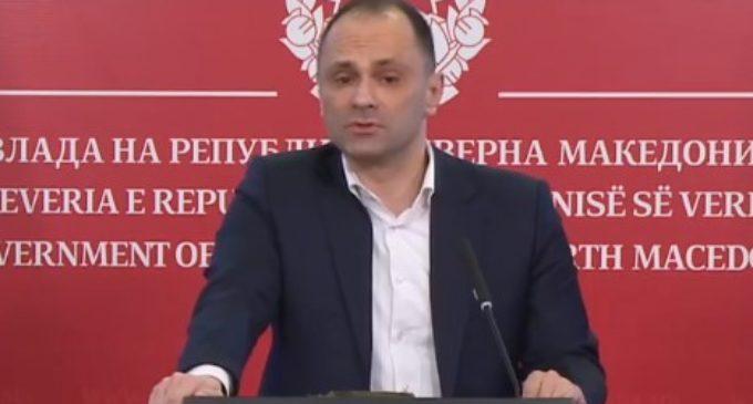 Филипче: 30 нови од 342 теста, по градови Скопје, Куманово, Прилеп и Крива Паланка