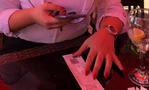 УЈП со апел до граѓаните кои скенираат фискални сметки преку МојДДВ, а имаат сметка од Еуростандард банка
