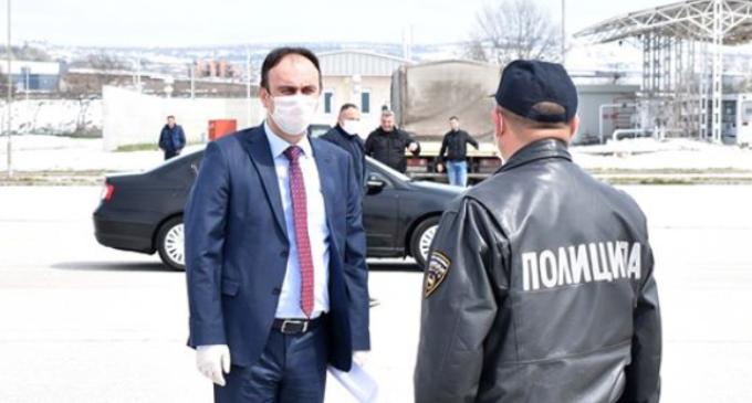 Денес се огласија од СДСМ за kopoнаkpизата: Наќе Чулев не казнуваше за непочитување на мерките, нивниот министер за внатрешни работи