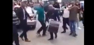 ВИДЕО: Тапани и орце за време на полициски час во скопски Чаир