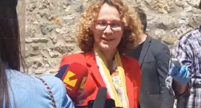 Милошоски: Најкратката изјава на Радмила Шеќеринска на денот на Гоце Делчев
