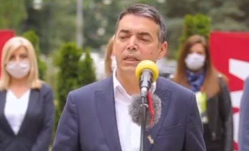 Димитров: Да ги одржиме одложените предвремени парламентарни избори