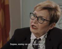 Ново видео објави Мисајловски: Зоран, колку се два плус два