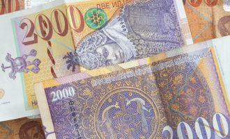 Минималецот се зголемува: Од месецов повисока плата
