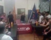 Ајдее, како на митинг во Идризово: Поздрав до Заев, Спасовски, Вицето брат ми, Шекеринска