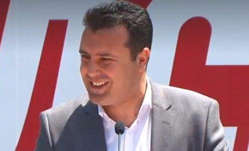 Се огласи Заев за разговорот за шарените и коалицијата