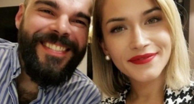 ФОТО: Од Илиевски сопругата објави прва фотографија од ќеркичката, Дениција ве поздравува