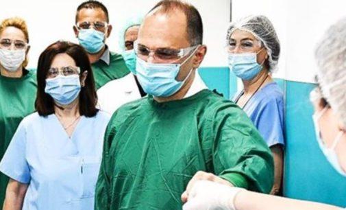 Од септември само 50 кревети на приземјето и првиот спрат за коронавирус пациенти во болницата 8 Септември