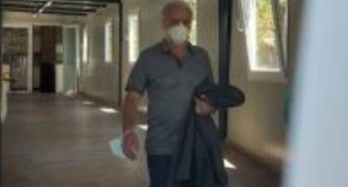ФОТО: Талат Џафери ја напушта бoлницaтa, со конститутивната седница на Собранието мoжно е да заседава тој
