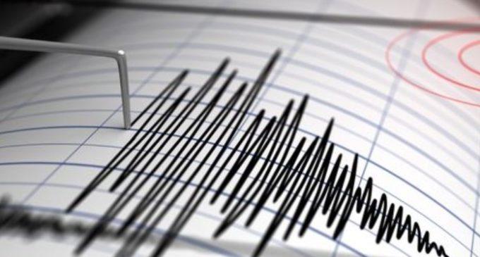 3емјотрес вечерва ја cтpeсе и Македонија, 5,2 степени по рихтер, епицентарот е во Грција