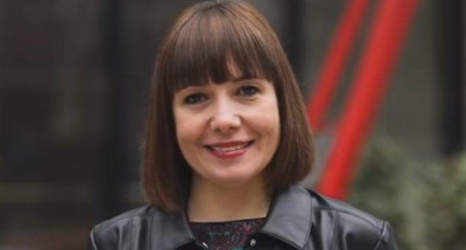 Денес со видео порака се огласи министерката Мила Царовска