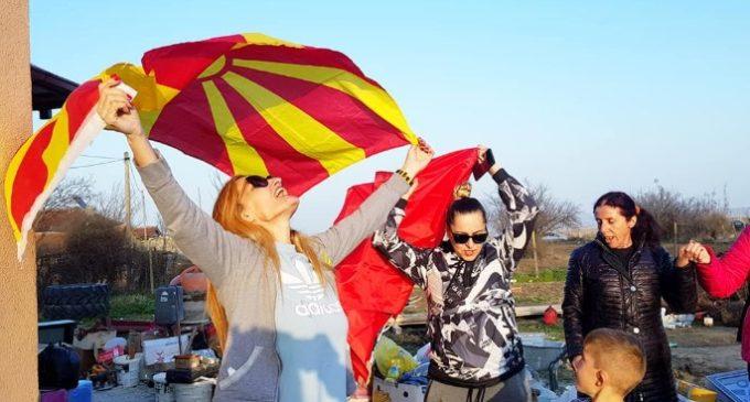 ФОТО: Прослава во домот на Атиче, се запеа и Македонско девојче, реновирана куќата од хероината од Медена земја