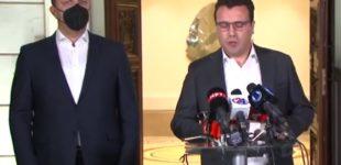 За Мијалков вечерва се огласи и Заев, Спасовски беше веднаш до него, видео