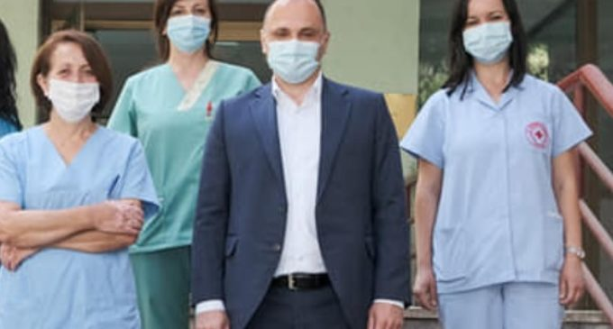 Се огласи Филипче: Само во последните две недели повеќе од 100.000 граѓани се пријавиле за вaкцинациja