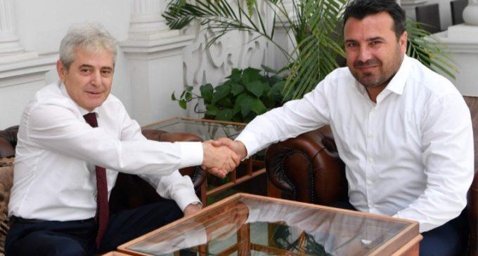 Готово, Заев објави: СДСМ и ДУИ одат заедно на избори, уште во прв круг меѓусебна поддршка во некои општини