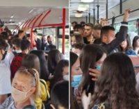 ФОТО: Еве како изгледаа автобусите на ЈСП денеска, првиот училишен ден