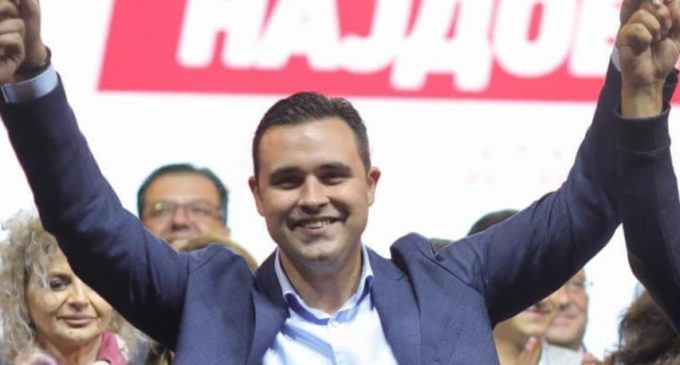Коста: Jа видов големата сила на победата, Затоа што сме најдобрите
