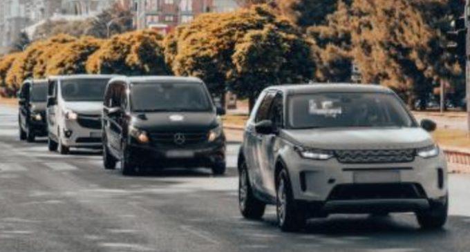 Што се случува во Главниот град, возила од Европската Вселенска Агенција и РОСКОСМОС се забележани низ улиците на Скопје